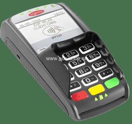 Ipp320 pin pad Manual